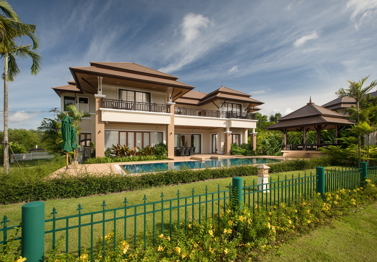Недвижимость от застройщика в таиланде